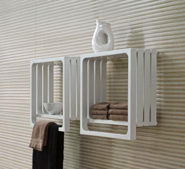 Radiadores toalleros exclusivos paperblog for Radiadores toallero