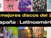 mejores discos 2014 España Latinoamérica