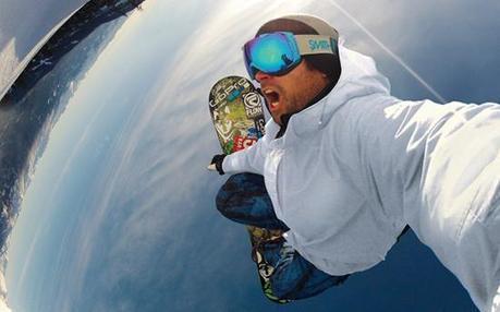 Los deportes extremos sí que se han visto extremos desde las cámaras GoPro.