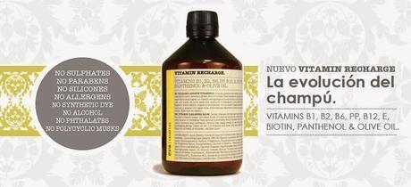 """Bálsamo Lavante """"Vitamin Recharge"""" de EVA COSMETICS – la evolución del champú"""