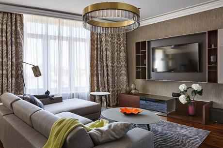 Dise os de salas o living room para casas modernas paperblog for Disenos de salas de casas