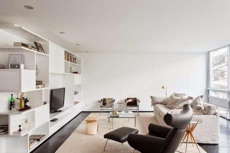 Dise os de salas o living room para casas modernas paperblog for Disenos de living