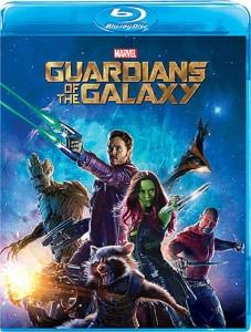 Blu-ray de Guardianes de la Galaxia