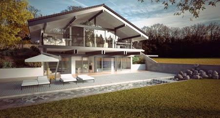 casas ecolgicas eficientes y sostenibles