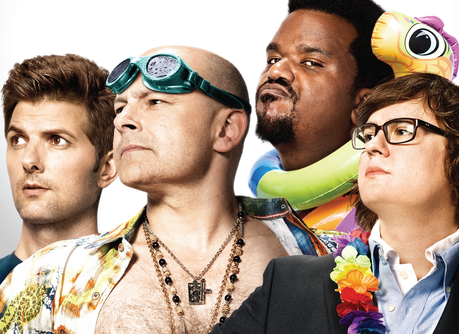 Nuevo Trailer y Póster De Hot Tub Time Machine 2