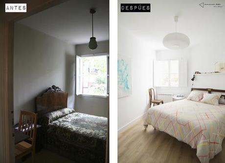 dormitorio Eva y Gonzalo  ©emmme studio