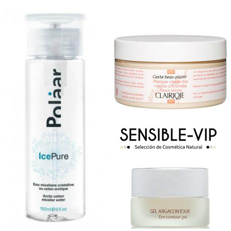 Sensible-Vip una cosmética natural diferente