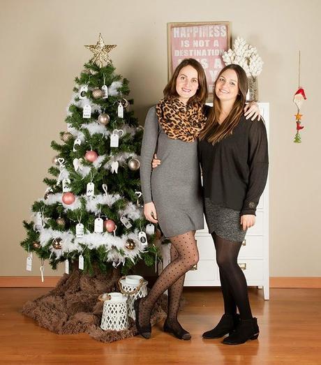 Como decorar un rbol de navidad de estilo n rdico - Como adornar arbol de navidad ...