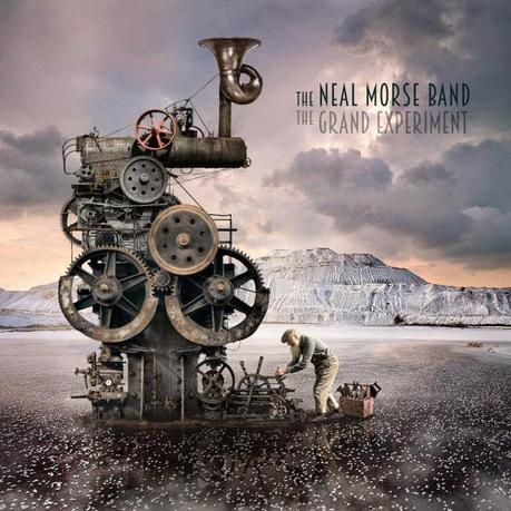 LO NUEVO DE  LA NEAL MORSE BAND: THE GRAND EXPERIMENT
