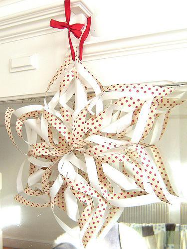 Diy adornos navide os origami paperblog for Adornos navidenos origami paso a paso