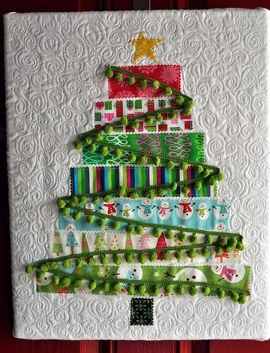 2251.- Navidad en Patchwork