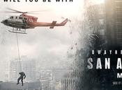 'San Andreas': destrucción, Dwayne Johnson