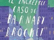 Reseña #40: INCREÍBLE CASO BARNABY BROCKET John Boyne