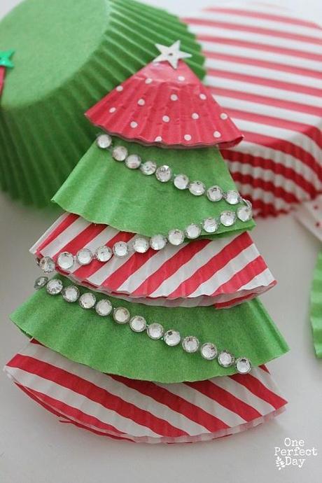 Adornos navideos fciles para hacer con nios Paperblog