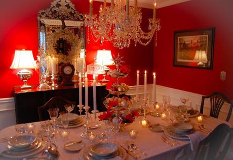 Como decorar la mesa en navidad tips originales paperblog for Como decorar la mesa de navidad