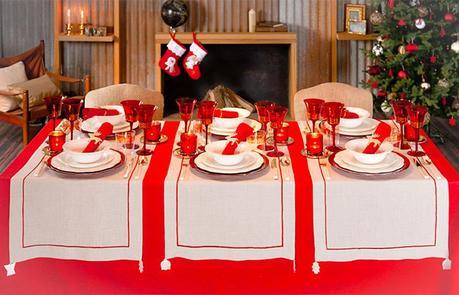 Como decorar la mesa en navidad tips originales paperblog - Mesas de navidad originales ...