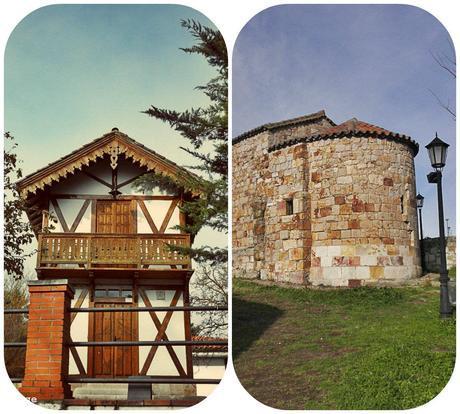 lugares especiales, zamora, menorca, fotografia, monumentos, casa del guarda de Valorio, Santiago de los caballeros