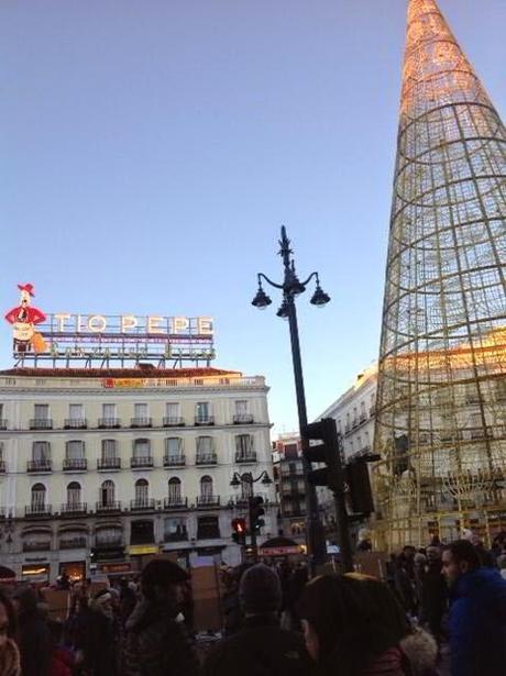Madrid y su tradicional mercado de navidad paperblog - Mercado de navidad en madrid ...