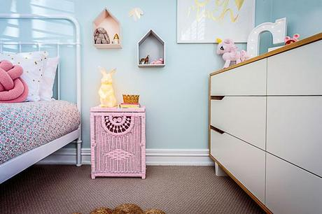 La habitaci n infantil ni o o ni a paperblog - Habitacion infantil nina ...