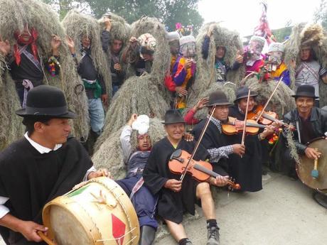 Las celebraciones ancestrales de Navidad en Saraguro