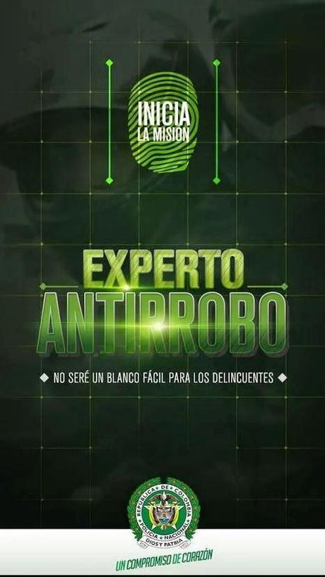 App Experto antirobo