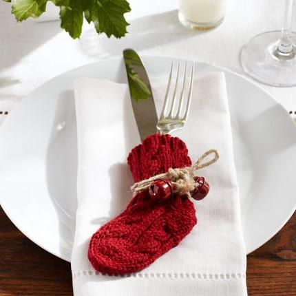 C mo decorar tu mesa de navidad con mucho encanto - Como decorar una mesa de navidad ...