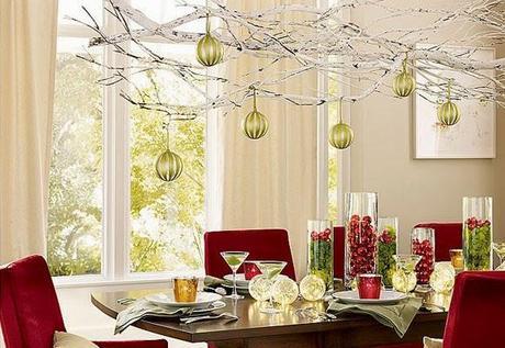 Como Adornar Para Navidad Mi Casa Ideas Deco Salones Vestidos De - Como-decorar-mi-casa-para-navidad