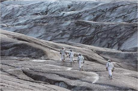 planeta helado de interestelar