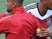 hermanos Boateng: hermanos, Selecciones (Kevin Prince Jerome)