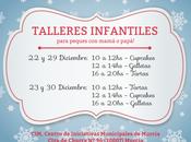 Talleres Infantiles Diciembre