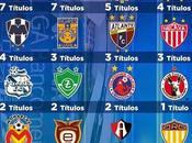 Historico campeones futbol mexicano grandes