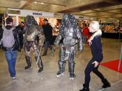 Fuerza Raruna Expocómic Jornada viernes