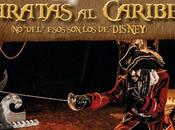 Piratas caribe llega estas navidades madrid