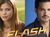 Peyton List Nicholas Gonzalez fichan 'The Flash'
