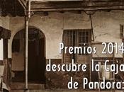 Premios 2014 descubre caja pandora (primera parte): españa