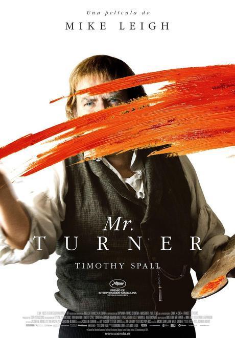 Mr. Turner. El biopic sincero.