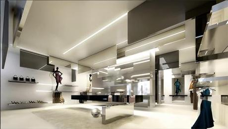 Proyecto de interiorismo para una firma de lujo paperblog - Interiorismo de lujo ...