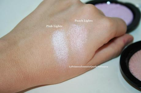 Iluminadores Vivid Baked de Make up Revolution