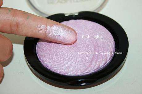 Iluminadores Vivid Baked de Make up Revolution