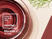 Color 2015: Marsala