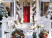 casas americanas Navidad