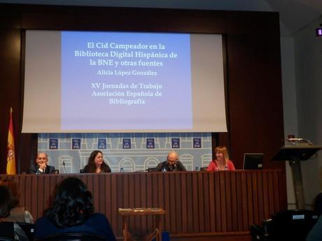 El Cid Campeador en la Biblioteca Digital Hispánica de la BNE y otras fuentes
