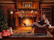 Ángeles Victoria's Secret leen Navidad