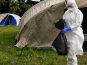 Capacitados Cuba para enfrentar ébola personas