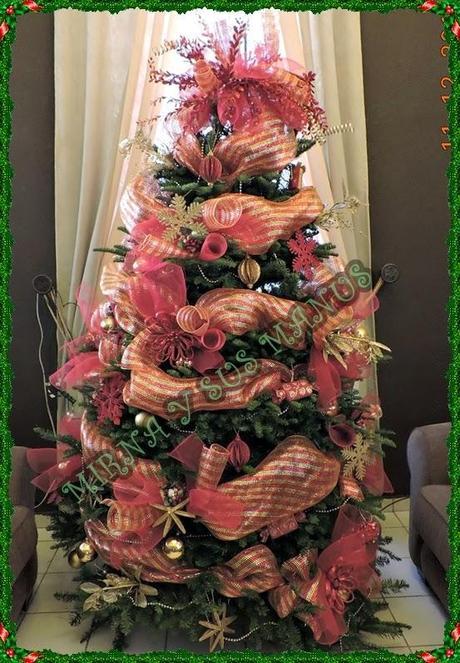 Como hacer un pinito de navidad con pasta - Cintas arbol navidad ...