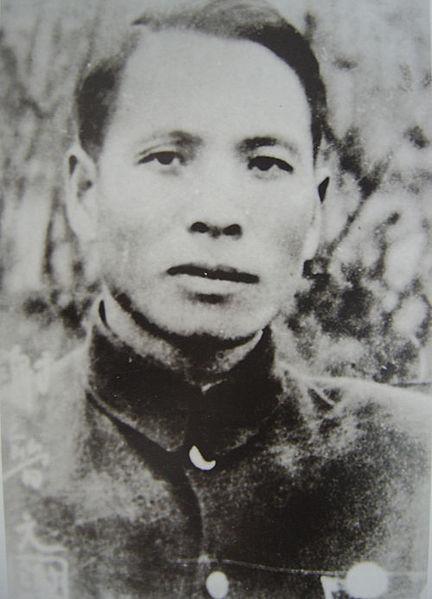Retrato del Coronel Xie Jinyuan