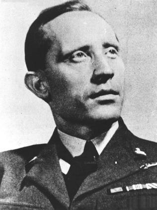 Retrato del Vicemariscal del Aire Witold Urbanowicz