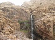 Cascada Ighouliden. Valle Azzaden (Marruecos)