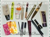 Productos Terminados (Vol.16) Especial Maquillaje.