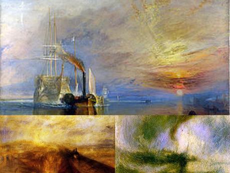 Pintura romántica inglesa, paisajismo narrativo